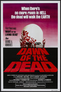 """Movie Posters:Horror, Dawn of the Dead (United Film Distribution, 1978). One Sheet (27"""" X 41""""). Horror...."""