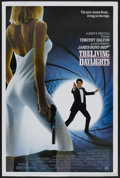 "Movie Posters:James Bond, The Living Daylights (United Artists, 1987). One Sheet (27"" X 41""). James Bond...."