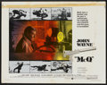 "Movie Posters:Action, McQ Lot (Warner Brothers, 1974). Half Sheets (5) (22"" X 28""). Action.... (Total: 5 Items)"