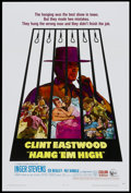 """Movie Posters:Western, Hang 'Em High (United Artists, 1968). One Sheet (27"""" X 41""""). Western...."""