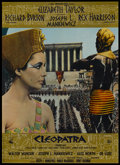 "Movie Posters:Historical Drama, Cleopatra (20th Century Fox, 1963). Italian Poster (27"" X 37"").Historical Drama...."