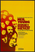 """Movie Posters:Rock and Roll, Journey Through the Past (New Line, 1973). Poster (24.5"""" X 37"""").Rock and Roll...."""