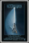 "Movie Posters:Science Fiction, Return of the Jedi (20th Century Fox, 1983). Poster (40"" X 60"").Science Fiction...."