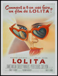 "Movie Posters:Drama, Lolita (MGM, 1962). French Grande (47"" X 63""). Drama...."