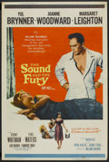 """Movie Posters:Drama, The Sound and the Fury (20th Century Fox, 1959). Poster (40"""" X 60""""). Drama...."""