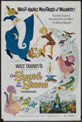 "Movie Posters:Animated, The Sword in the Stone (Buena Vista, R-1973). Poster (40"" X 60"").Animated...."