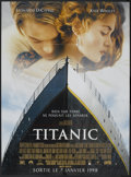 "Movie Posters:Academy Award Winner, Titanic (20th Century Fox, 1997). French Grande (45.5"" X 61.5"").Academy Award Winner...."