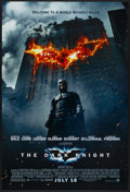 "Movie Posters:Action, The Dark Knight (Warner Brothers, 2008). One Sheet (27"" X 40"") DSAdvance Style E. Action...."