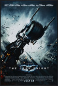 "Movie Posters:Action, The Dark Knight (Warner Brothers, 2008). One Sheet (27"" X 40"") DSAdvance Style F. Action...."