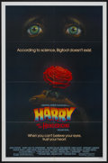 "Movie Posters:Comedy, Harry and the Hendersons (Universal, 1987). One Sheet (27"" X 41""). Comedy...."