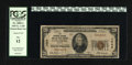 National Bank Notes:Virginia, Lynchburg, VA - $20 1929 Ty. 1 The Lynchburg NB & TC Ch. #1522. ...