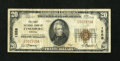 National Bank Notes:Virginia, Lynchburg, VA - $20 1929 Ty. 1 The First NB Ch. # 1558. ...
