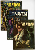 Silver Age (1956-1969):Adventure, Phantom Group (Gold Key, 1962-65) Condition: Average VG.... (Total: 7 Comic Books)