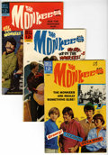 Silver Age (1956-1969):Humor, The Monkees #1-8 Group (Dell, 1967-68) Condition: Average VG....(Total: 9 Comic Books)