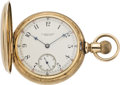 Timepieces:Pocket (pre 1900) , E. Howard & Co. Series VII Gold Pocket Watch, circa 1893. ...