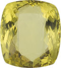 Estate Jewelry:Unmounted Gemstones, Unmounted Golden Beryl. ...
