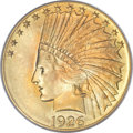 Indian Eagles, 1926 $10 MS66 PCGS....