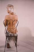 Photographs, EVE ARNOLD (American, b. 1913). Marilyn Monroe Studio Session, Hollywood, CA, 1960. Dye destruction, printed later. Pape...