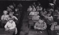 Photography :20th Century , ANDRÉ KERTÉSZ (Hungarian, 1894-1985). Classroom of Children, circa 1933. Silver gelatin, 1933. 6-1/2 x 9-1/2 inches (16....