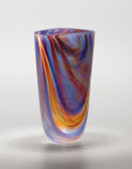 Art Glass:Other , Italian School (20th Century). An Art Glass Vase. 15-3/4 inches(40.0 cm) high. ...