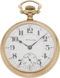 Timepieces:Pocket (post 1900), Hamilton Grade 952 Pocket Watch, circa 1922. ...