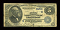 National Bank Notes:Virginia, Abingdon, VA - $5 1882 Value Back Fr. 574 The First NB Ch. #(S)5150. ...