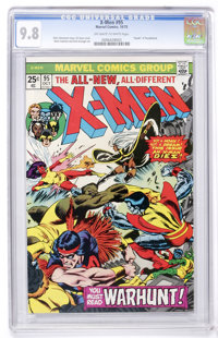 X-Men #95 (Marvel, 1975) CGC NM/MT 9.8 Off-white to white pages