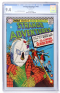 Silver Age (1956-1969):Horror, Strange Adventures #192 (DC, 1966) CGC NM 9.4 White pages....