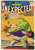 Silver Age (1956-1969):Horror, Tales of the Unexpected #40 (DC, 1959) Condition: GD/VG....
