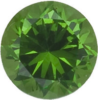 Unmounted Demantoid Garnet
