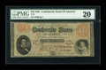 Confederate Notes:1861 Issues, T24 $10 1861, PF-1.. ...