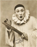 Movie/TV Memorabilia:Autographs and Signed Items, Lionel Atwill Signed Photo....