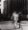 Photography :20th Century , CAMERON MCCOULEY (20th Century). Morning Rush Hour, San Francisco, 1950. Silver gelatin. 8-1/4 x 7-3/4 inches (21.0 x 19...
