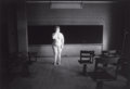 Photography :20th Century , TIMOTHY HEARSUM (American, b 1946). Untitled (Nude in Classroom), Body Heat Series, 1988. Silver gelatin, 1988. 12-1/2 x...