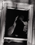 Photography :20th Century , PROPERTY OF A PRIVATE COLLECTION, NEW YORK. CLARENCE JOHN LAUGHLIN (American, 1905-1985). Strange Dialogue, 1957. Silv...