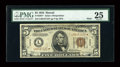 Small Size:World War II Emergency Notes, Fr. 2301* $5 1934 Mule Hawaii Federal Reserve Note. PMG Very Fine25.. ...