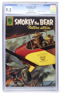 Silver Age (1956-1969):Adventure, Four Color #1214 Smokey the Bear (Dell, 1961) CGC NM- 9.2 Off-white pages....
