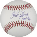 "Autographs:Baseballs, Tom Seaver ""HOF 92"" Single Signed Baseball...."