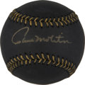 Autographs:Baseballs, Paul Molitor Single Signed Baseball....