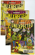 Silver Age (1956-1969):Horror, Tales of the Unexpected Group (DC, 1959-67) Condition: AverageFN+.... (Total: 10 Comic Books)