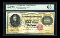 Fr. 1225 $10000 1900 Gold Certificate PMG Choice Uncirculated 63