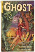 Golden Age (1938-1955):Horror, Ghost Comics #1 (Fiction House, 1951) Condition: VG+....