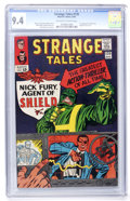 Silver Age (1956-1969):Superhero, Strange Tales #135 (Marvel, 1965) CGC NM 9.4 Off-white pages....