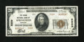 National Bank Notes:Missouri, Springfield, MO - $20 1929 Ty. 2 The Union NB Ch. # 5209. ...