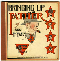 Bringing Up Father #4 (Cupples & Leon, 1921) Condition: VF