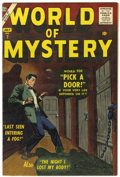 Silver Age (1956-1969):Horror, World of Mystery #7 (Atlas, 1957) Condition: Average VF....
