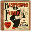 Platinum Age (1897-1937):Miscellaneous, Bringing Up Father #5 (Cupples & Leon, 1921) Condition: VG+....