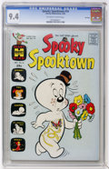 Silver Age (1956-1969):Cartoon Character, Spooky Spooktown #14 File Copy (Harvey, 1965) CGC NM 9.4 Off-white to white pages....