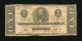 Confederate Notes:1862 Issues, T55 $1 1862....
