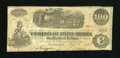 Confederate Notes:1862 Issues, T40 $100 1862....
